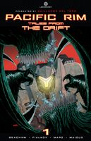 Pacific Rim: Tales From The Drift - Issues 1 to 4 - Full Set of 4 Comics